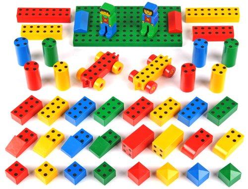 Theo Klein 0654 - Manetico Starter Set, 43 Teile, Spielzeug