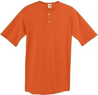 Men's Two Button Baseball Jersey