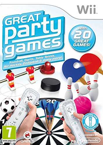 Great Party Games [Edizione : Germania]
