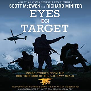 Eyes on Target audiobook cover art