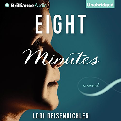 Eight Minutes audiobook cover art