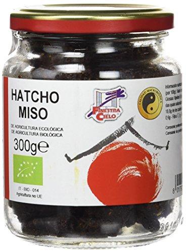 Hatcho miso - La Finestra Sul Cielo - 300g - Alimentación macrobiótica