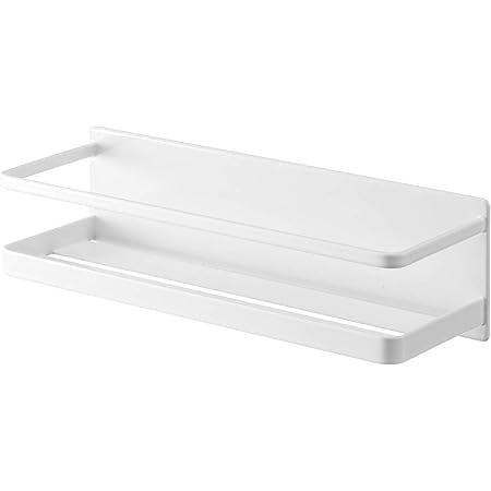山崎実業(Yamazaki) 浴室用ラック ホワイト 約W28XD9.5XH8cm MIST 4237
