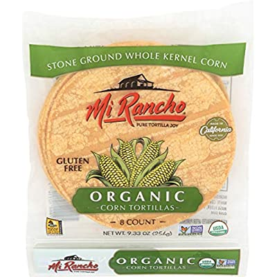 organic corn tortillas, End of 'Related searches' list