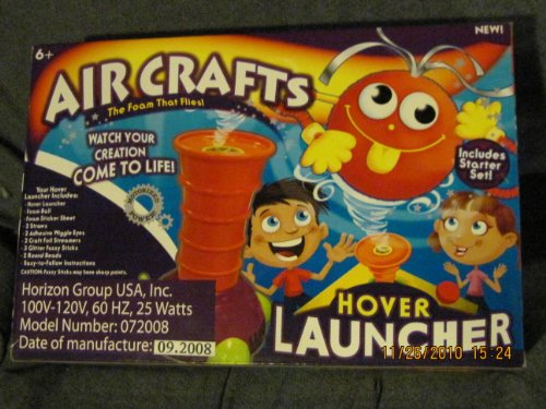 Air Crafts Hover Launcher