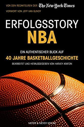 Erfolgsstory NBA: Ein authentischer Blick auf 40 Jahre Basketballgeschichte