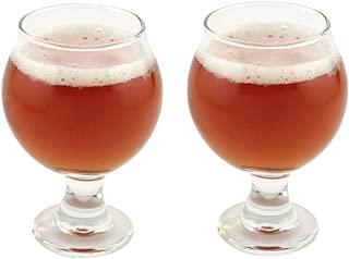 Libbey Belgian Beer Taster Glass 5 oz - 2 Pack w/ Pourer