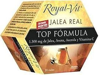 Jalea Real Top Formula Royal-Vit 20 ampollas