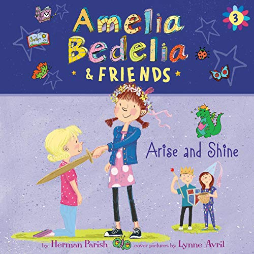 『Amelia Bedelia & Friends: Arise and Shine Una』のカバーアート