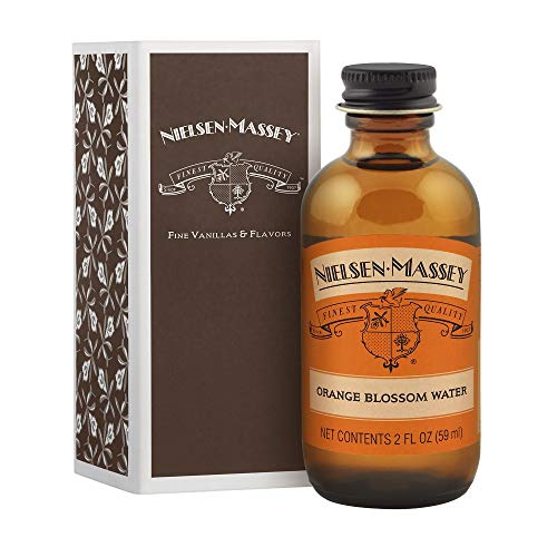 Nielsen-Massey Orange Blossom Water, with Gift Box, 2 ounces