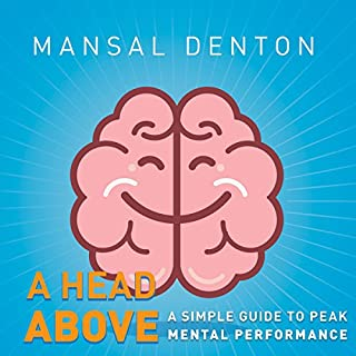 A Head Above audiobook cover art