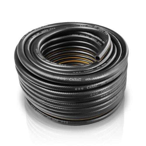 Bradas WFC3/425 Gartenschlauch Carat 3/4 Zoll, 25 m, schwarz