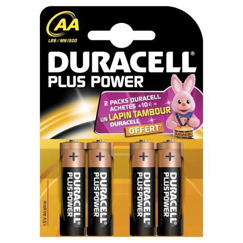 Duracell 4 LR6 AA