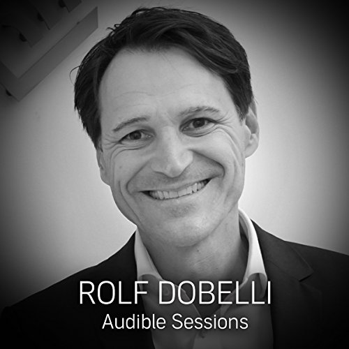 Rolf Dobelli audiobook cover art