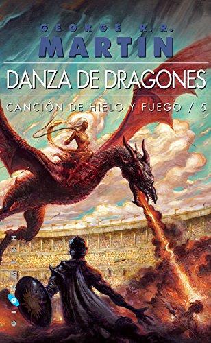 Danza de dragones (Canción de hielo y fuego nº 5) eBook: Martin ...