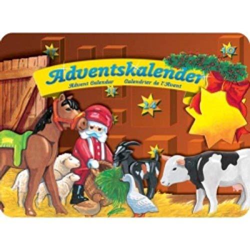 Desconocido PLAYMOBIL 4151 - Calendario de Adviento Navidad de los Animales [Importado de Alemania]