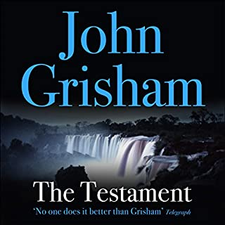 The Testament                   By:                                                                                                                                 John Grisham                               Narrated by:                                                                                                                                 Frank Muller                      Length: 14 hrs and 32 mins     40 ratings     Overall 4.4