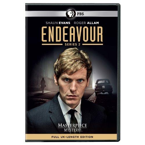 Endeavour Season 2 新米刑事モース Case6-Case9[リージョン1][北米版] [DVD][Import]