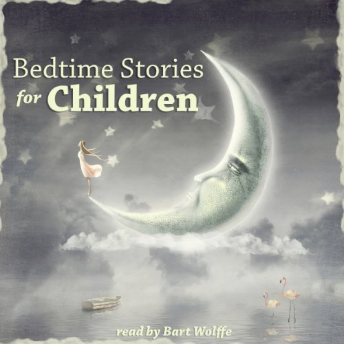 Bedtime Stories for Children audiobook cover art
