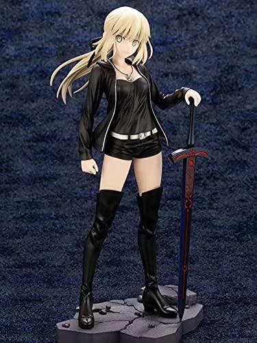 Mimimiao Destino/Gran Orden Sable Altria Pendragon Alterar FGO Figura de acción Modelo de Personaje de Anime/Juego Material de PVC...
