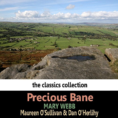 Precious Bane audiobook cover art