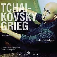 チャイコフスキー:ピアノ協奏曲 第1番/グリーグ:ピアノ協奏曲(Tchaikovsky / Grieg: Piano Concertos)