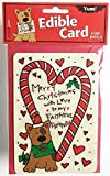 pETS-uP Christmas Festive Xmas Dog Woofmas Christmas Cards Rawhide Dogs Christmas Card (Faithful Friends)