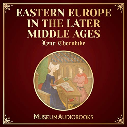 『Eastern Europe in the Later Middle Ages』のカバーアート
