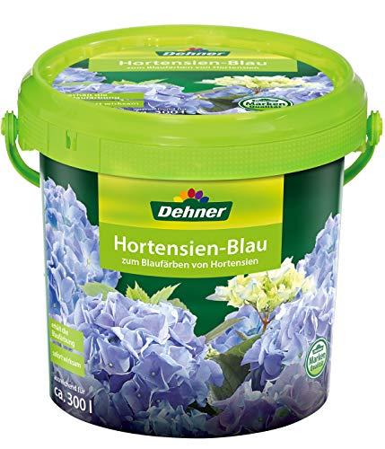 Dehner Hortensien-Blau, Sofortwirkung zur Blaufärbung von Hortensien, 900 g, für ca. 300 l