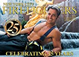 2020 NEW YORK CITY FIREFIGHTERS CALENDAR 25th ANNIVERSARY EDITION