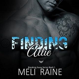 Finding Allie audiobook cover art