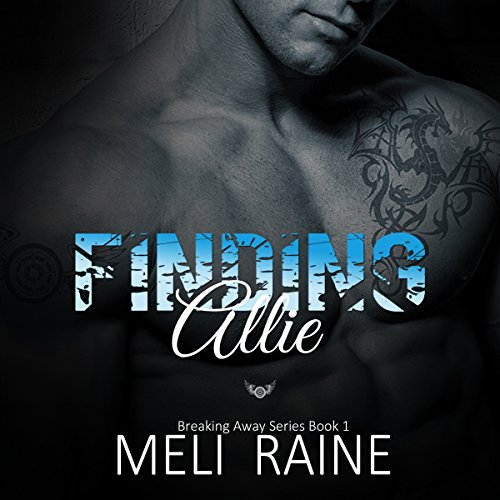 Finding Allie audiobook cover art