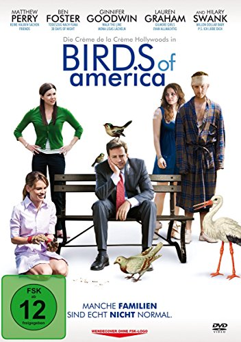 BIRD.S OF AMERICA - MOVIE [DVD] [2008]
