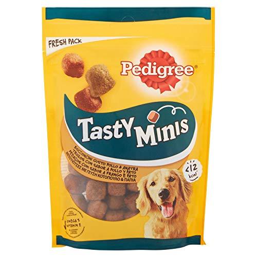 Pedigree Tasty Bites Premios Para Perros Chewy Cubes - 130 gr