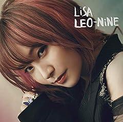 LiSA「BEAUTIFUL WORLD」の歌詞を収録したCDジャケット画像