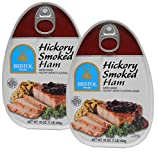 Bristol Hickory Smoked, Canned Ham - 16oz (Pack of 2)