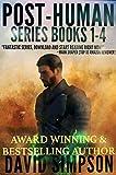 Post-Human Omnibus Edition (1-4) (Post-Human Series Book 1)