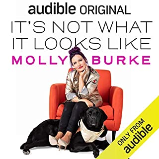 It's Not What It Looks Like audiobook cover art