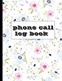 phone call log book: customer service phone number for prime members my account,phone message book,Telephone Organizer