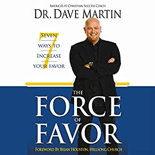 Force of Favor audiobook cover art
