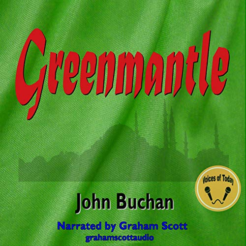 Greenmantle cover art
