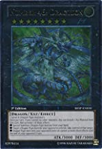 Yu-Gi-Oh! - Number 46: Dragluon (SHSP-EN050) - Shadow Specters - 1st Edition - Ultimate Rare