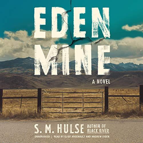 Eden Mine audiobook cover art