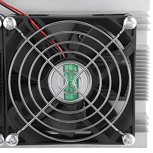 Thermoelectric Cooler, Semiconductor Refrigeration System, 20A 12V Quick Cooling 180W Cooling Device For Pet for Mini Air Conditioner Small Fridge DIY