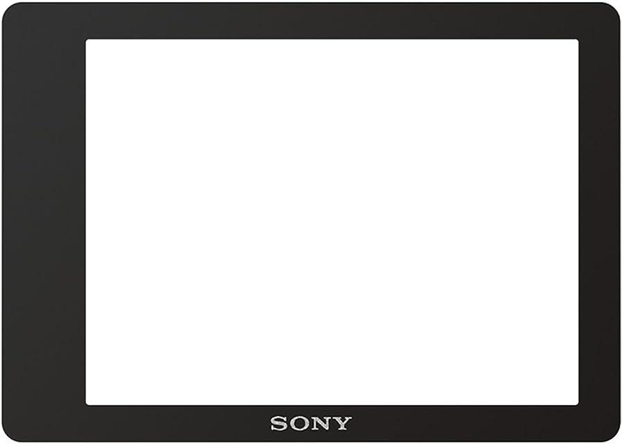 Sony PCKLM16 - Protector de pantalla para cámaras digitales A7/A7R (3)