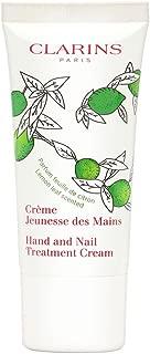 Clarins Hand & Nail Treatment Cream Lemon Leaf Scented 30ml/1oz