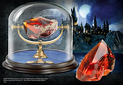 The Noble Collection Sorcerer Stone Display