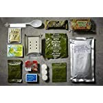 Lithuanian Army Food, MRE Menu variations 1-10 (Menu 10. Beef stew with vegetables) 2