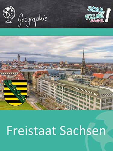 Freistaat Sachsen - Schulfilm Geographie