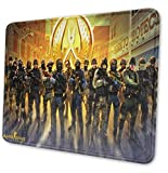 Fashion Printing Mouse Pad Waterproof Gaming Mouse Pad Non-Slip Rubber/Desk Cover Mousepads Computers/Laptop Office Desk Accessories PC Professional pad for Office and Home